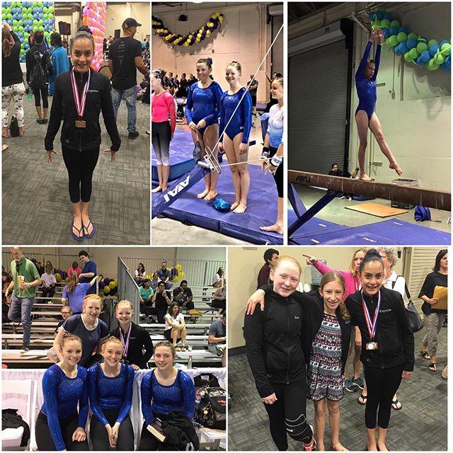 Congratulations to our Xcel teams on a great weekend at the Region 1 competition. #gogtc #regiononegymnastics