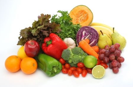 Pile of multicolored vegetables - Ultimate Health Personal Trainer Los Angeles, CA