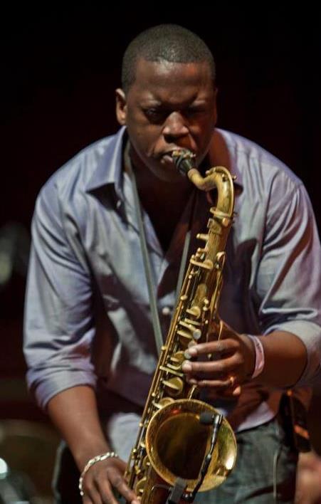 Saxophonist De'Sean Jones