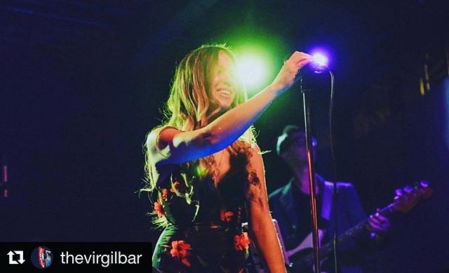 Come through tonight! @thevirgilbar at 9pm to see @andreebelle and the band! . . . #Repost @thevirgilbar with @get_repost ・・・ #Rep¡MUSIC with a MESSAGE! Sunday night Live @andreebelle ✨👑🔥with @ariellepaul @monikafelicesmith @_mast_ @zephyravalon_ @jamesyoshizawamusic @ajanik07 and friends #TheVirgil