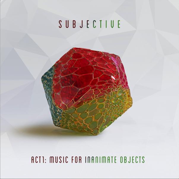 Subjective - Goldie/James Davidson