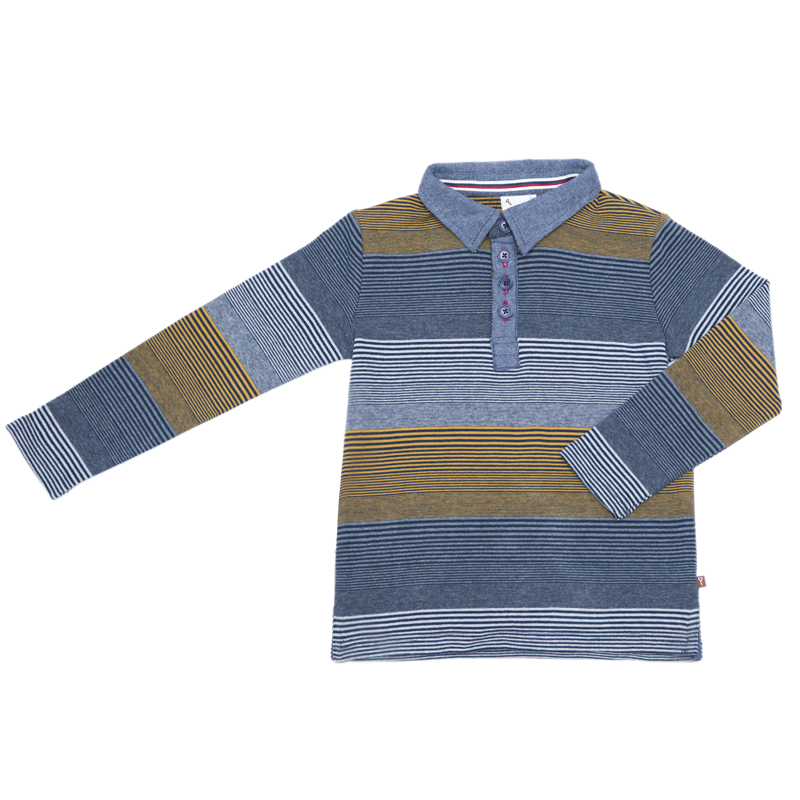 Axel /& Hudson Boys L//S Paisley Shirt Fore!