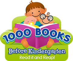 parents & caregivers are the first education providers during the 0-5 early critical years. The  1000 Books Before Kindergarten  challenge is a simple (read a book to your child, with the goal of reading 1,000 before kindergarten) & is a very manageable endeavor