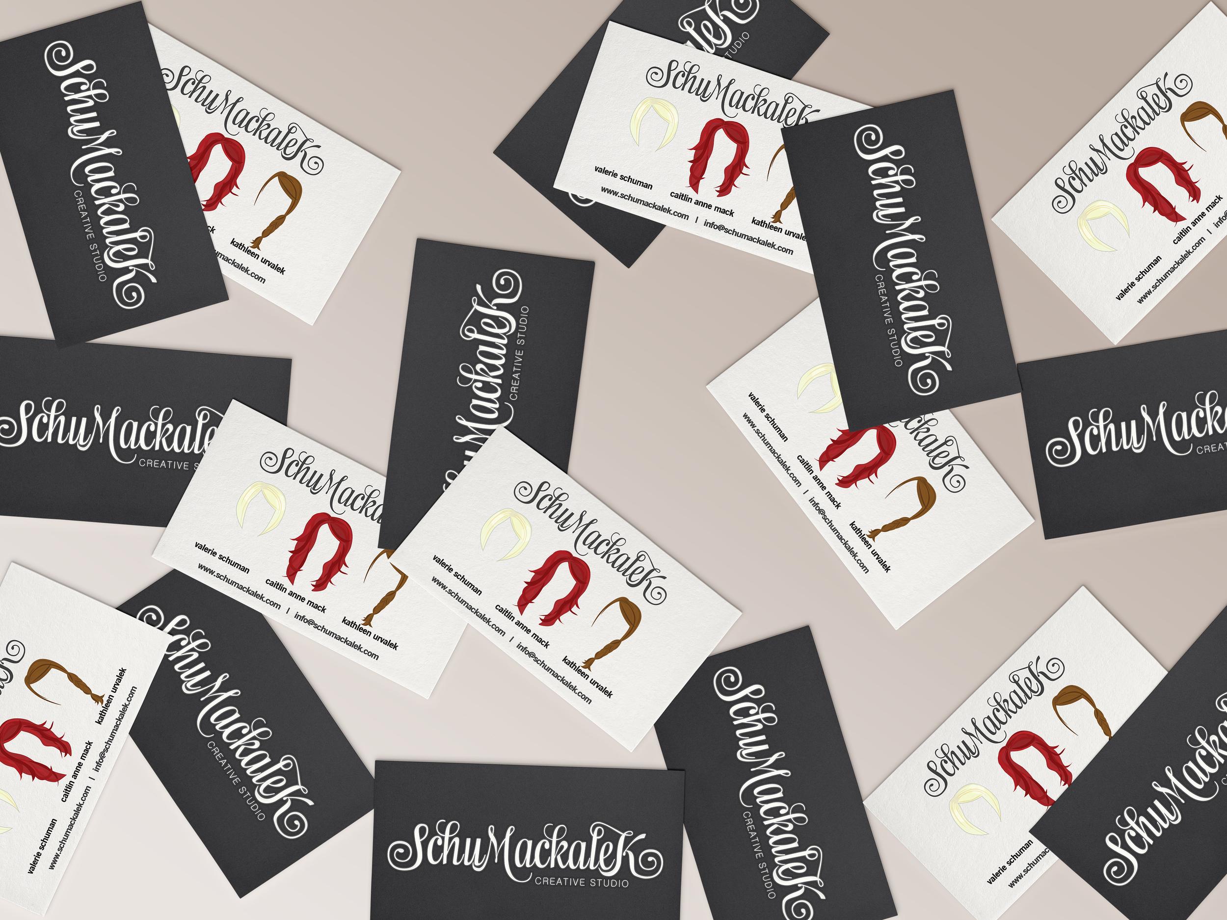 SchuMackAlek Business Card