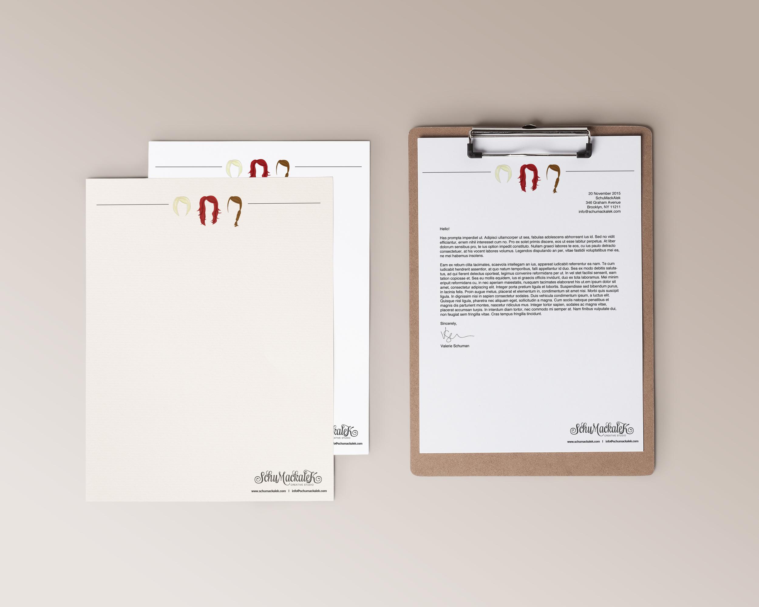 SchuMackAlek Letterhead