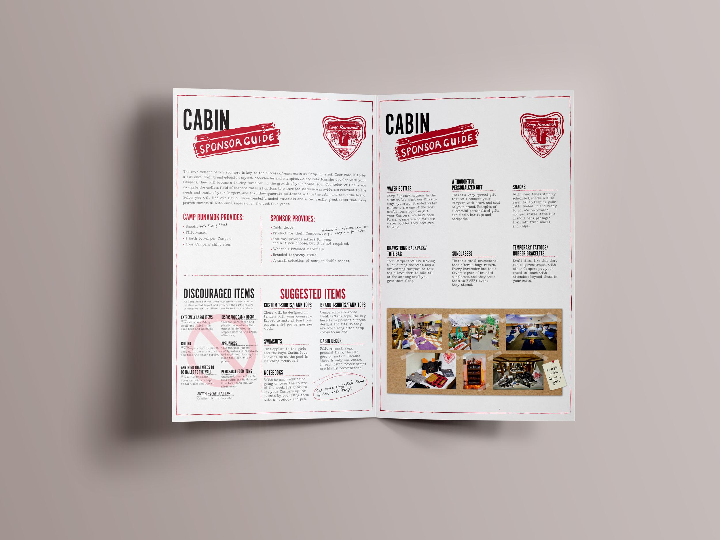 Camp Runamok Sponsor Guide