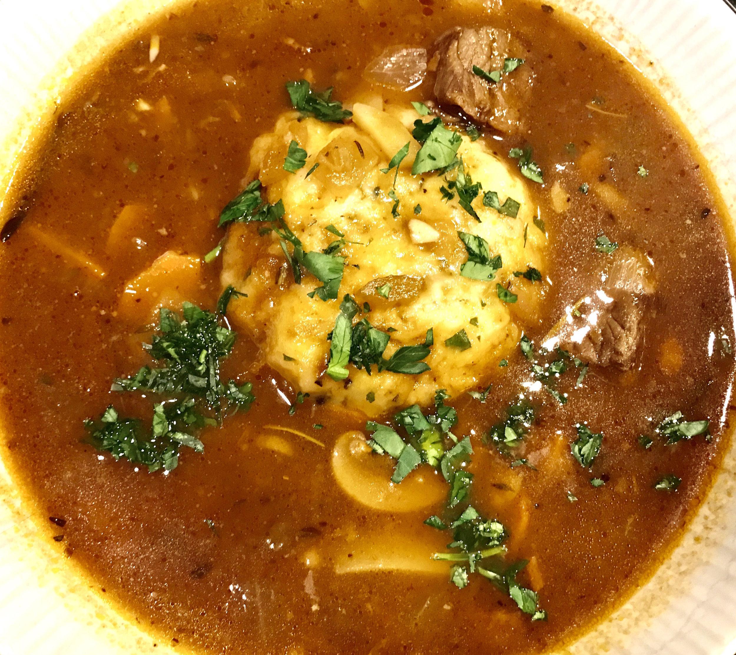 Beef Stew Jewtalian