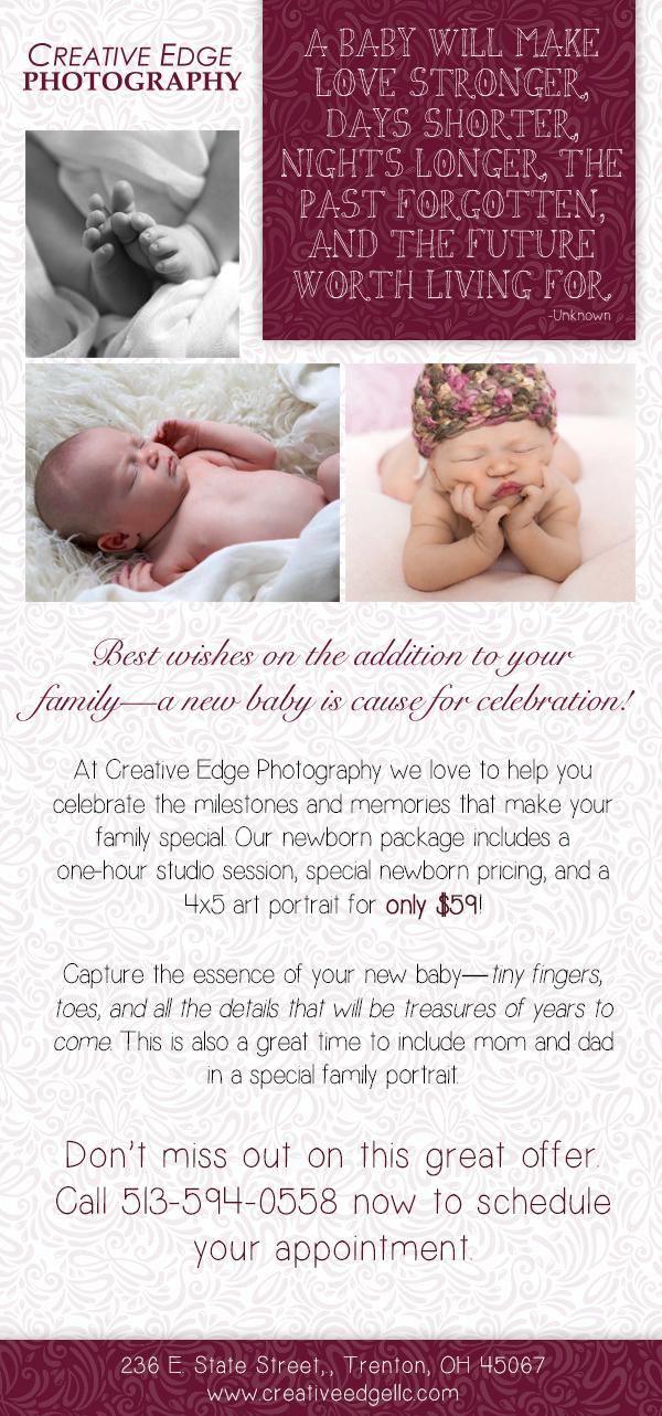 newborn special