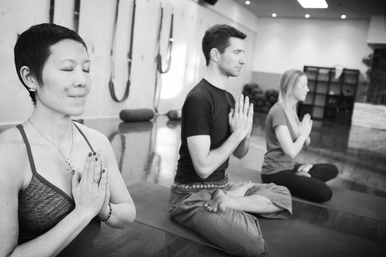 SATTVA   balance - purity - calmness
