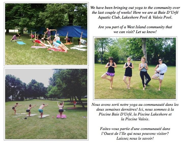 west island community sattva yoga beaconsfield west island montreal