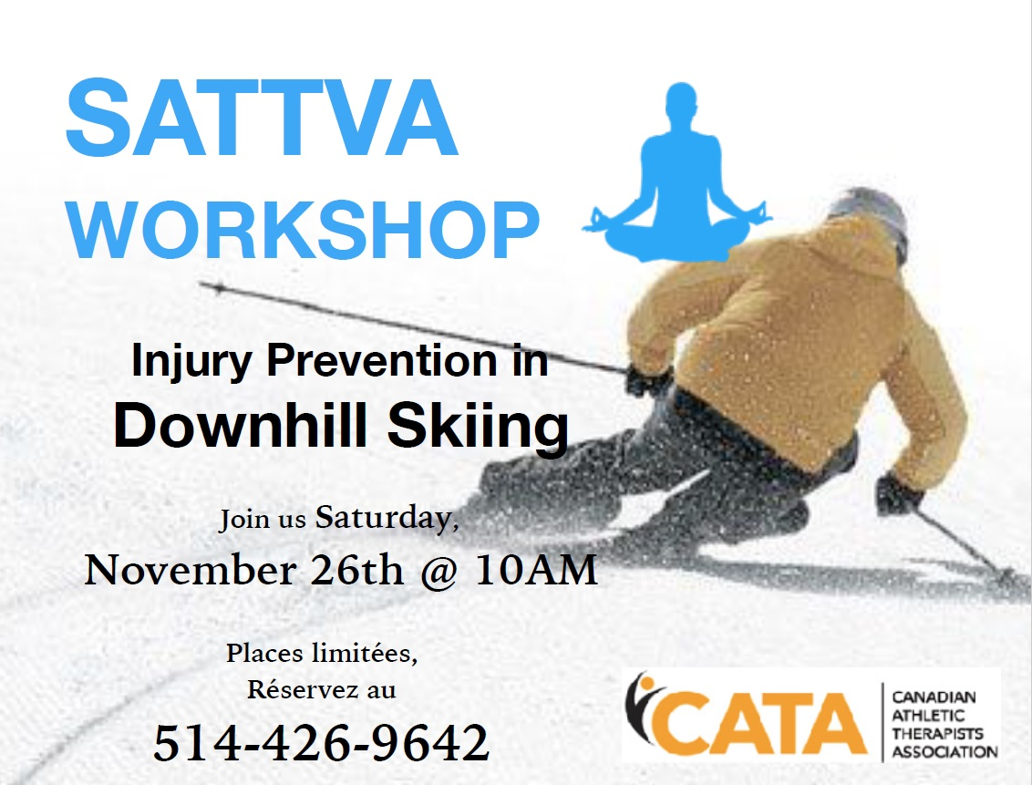 injury prevention sattva beaconsfield west island montreal