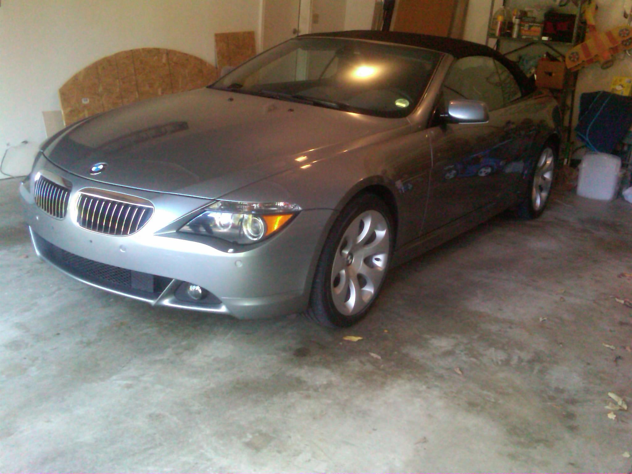 BMW 6 Series Gets Paint Protection Film