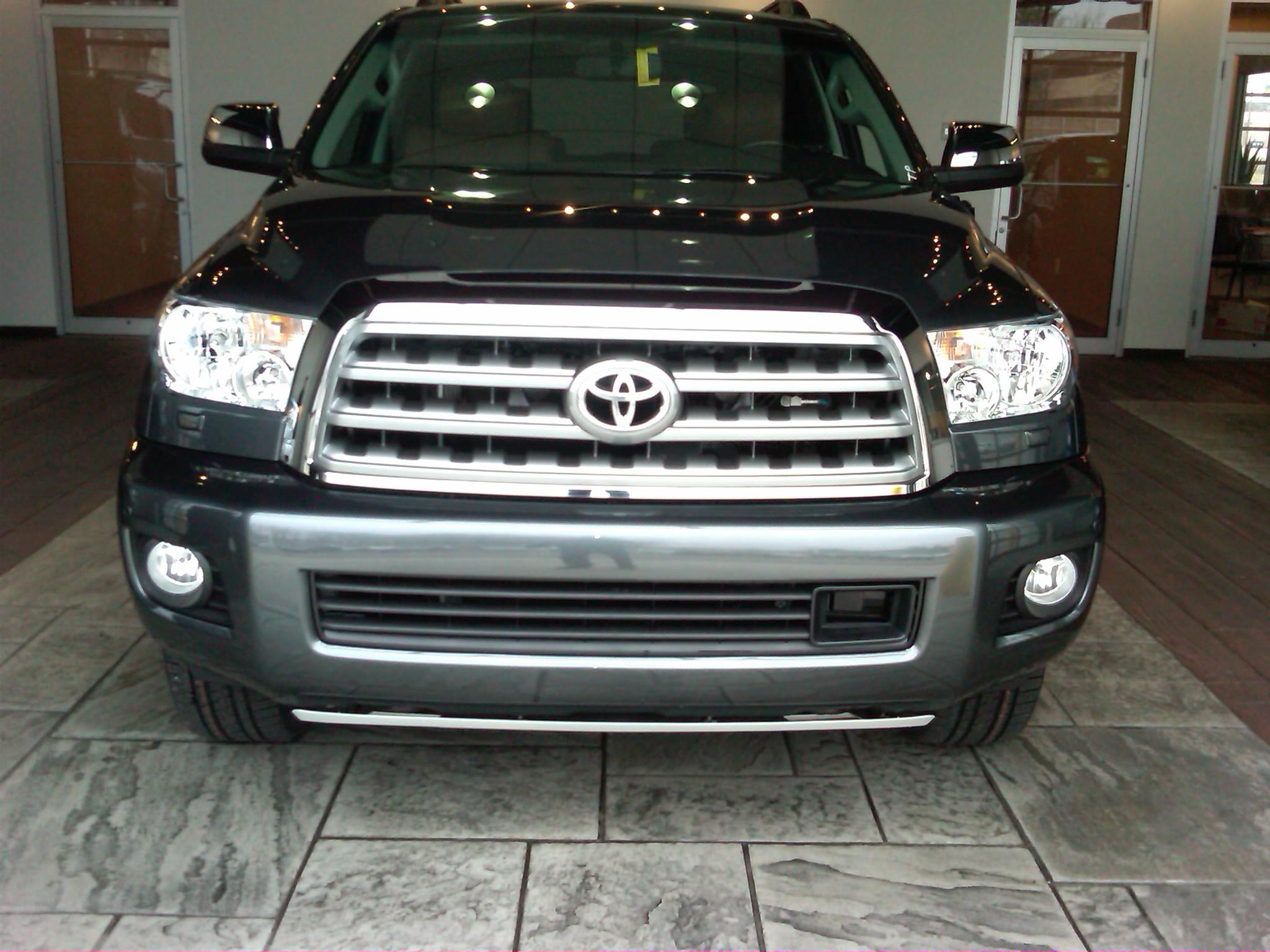 Toyota Tundra Gets Paint Protection Film