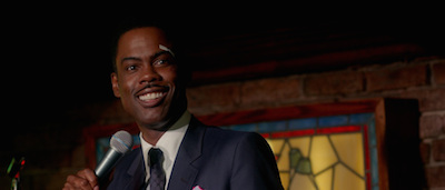 Chris Rock's Top Five also includes a meta standup scene
