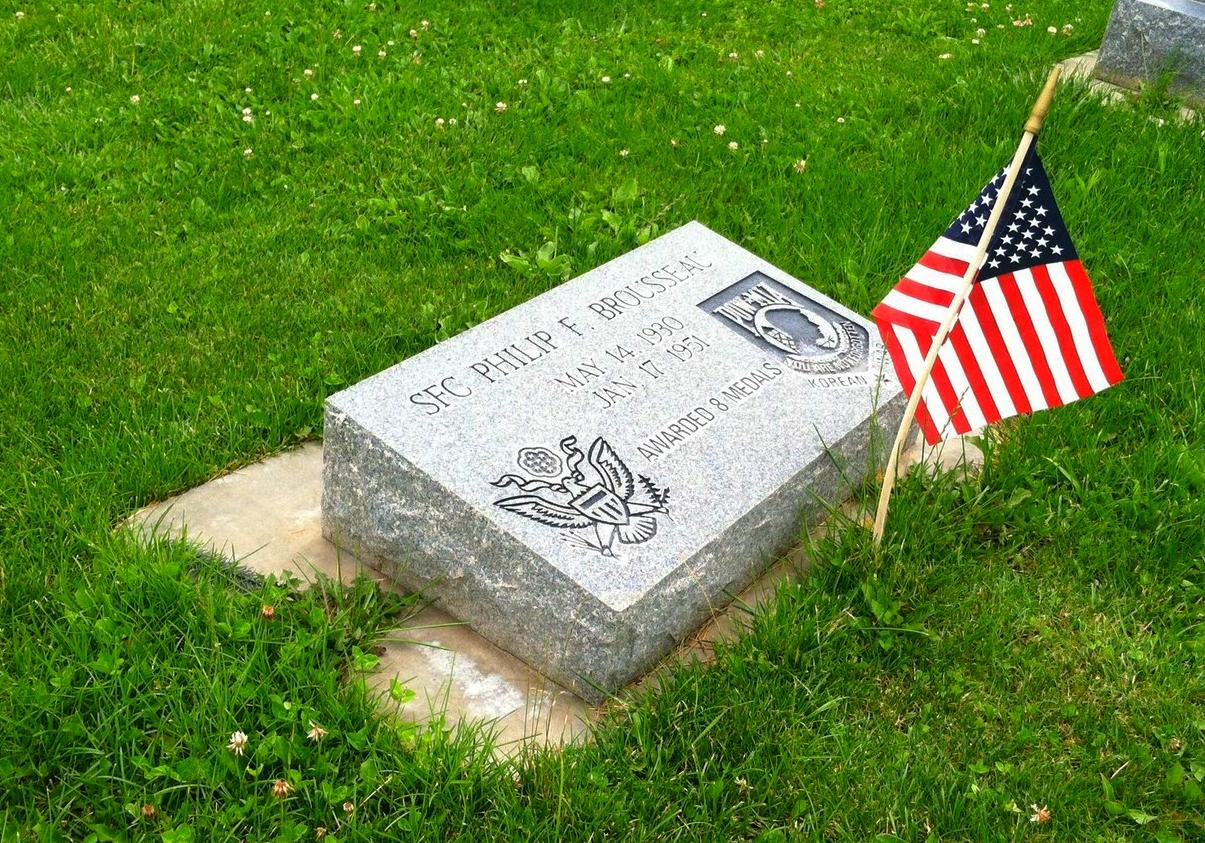 Military Bevel - Gray granite