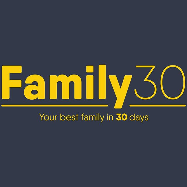 This Sunday is a start to a new series: Family30. It's also an open house Sunday - A chance to stick around after service to ask questions, meet people, or just grab a Paula's Donut. So invite a friend. Hope to see you!
