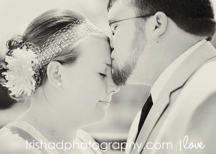 Jake and Brittnee - Wedding Photo - trishadphotography.com