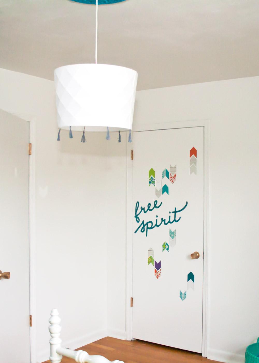 My Only Sunshine    DIY Decorative Hanging Light