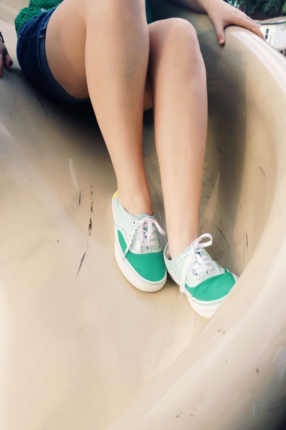 My Only Sunshine || Thrifty Shoe Refresh