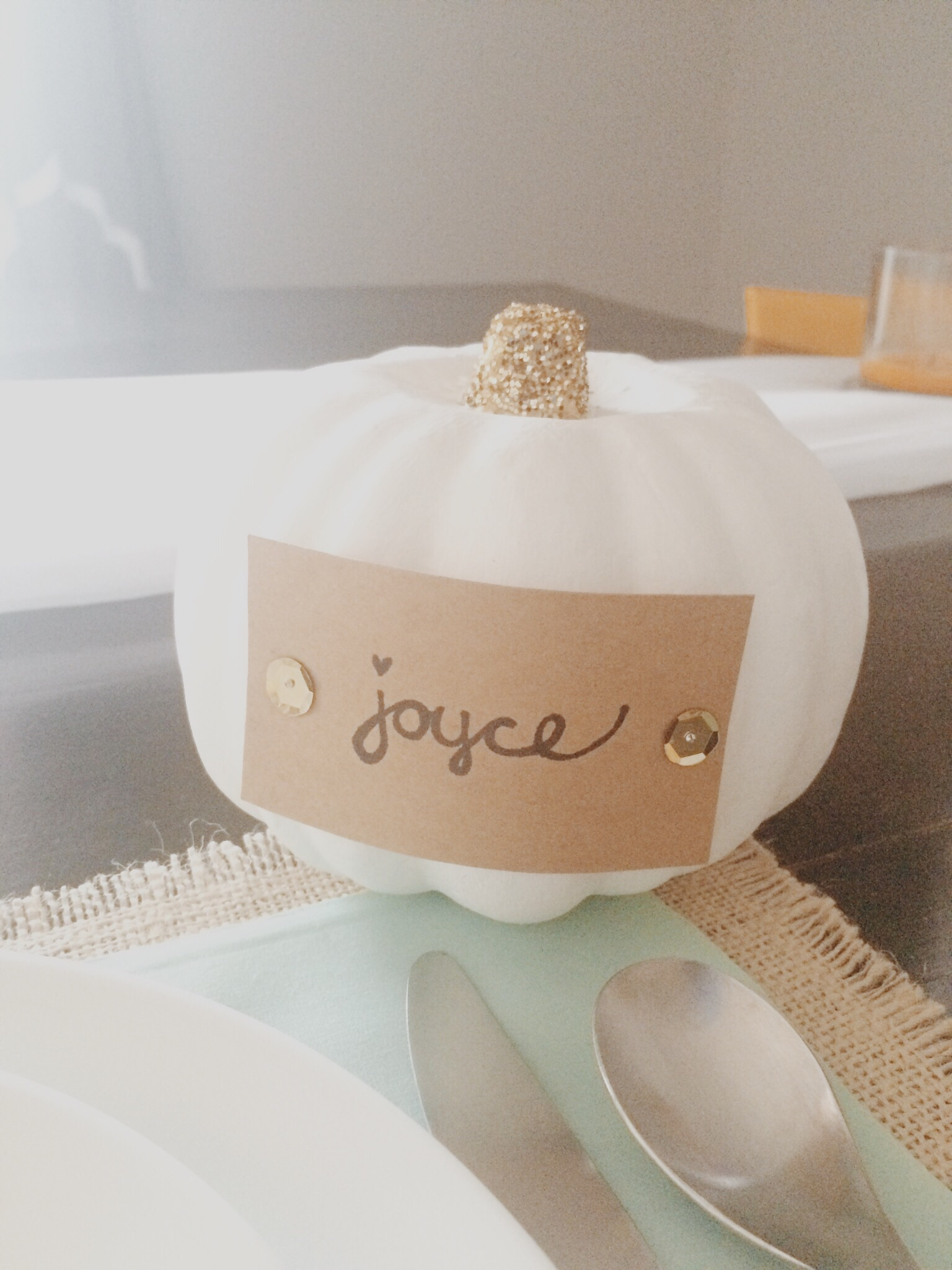 DIY Thanksgiving Placesetting Ideas (click through for details)