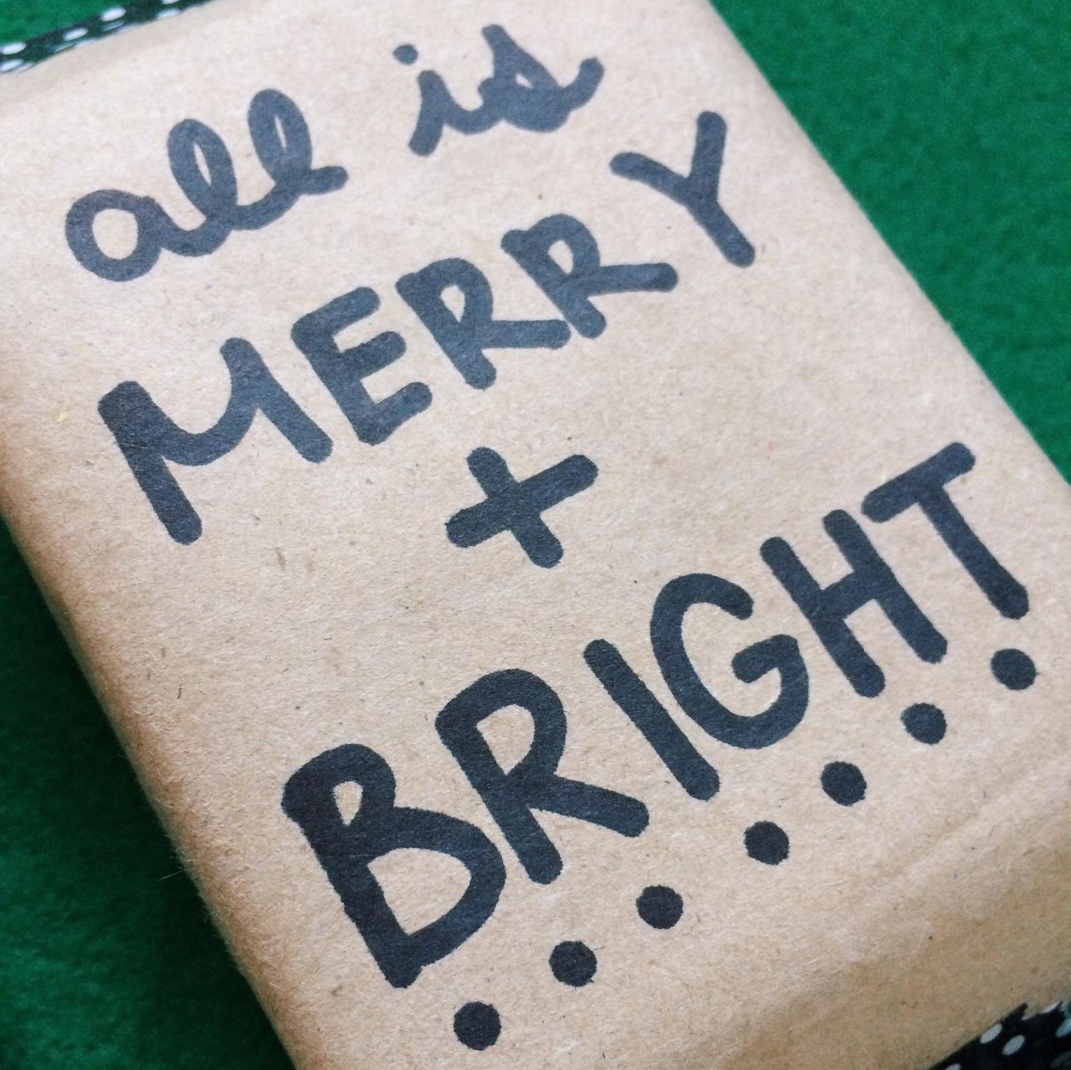 DIY Christmas Wrapping Inspiration