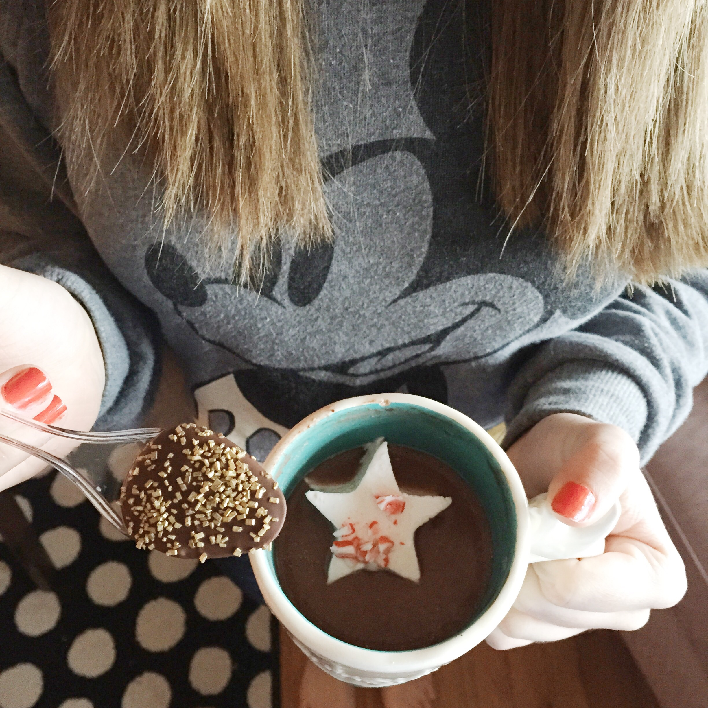 DIY Hot Cocoa Bar (click through for details)