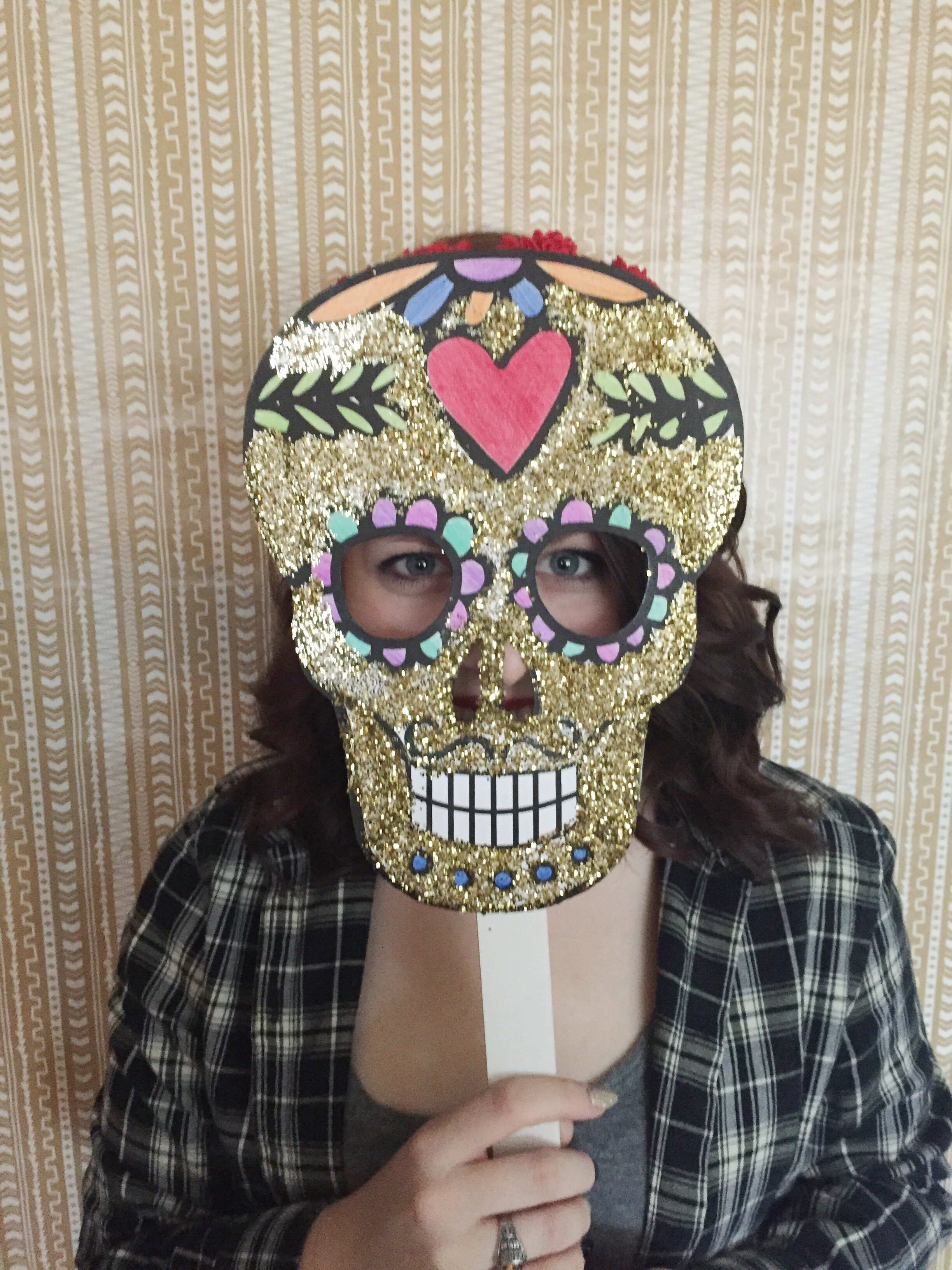 Skylar's Sugar Skull Fiesta (click through for more)
