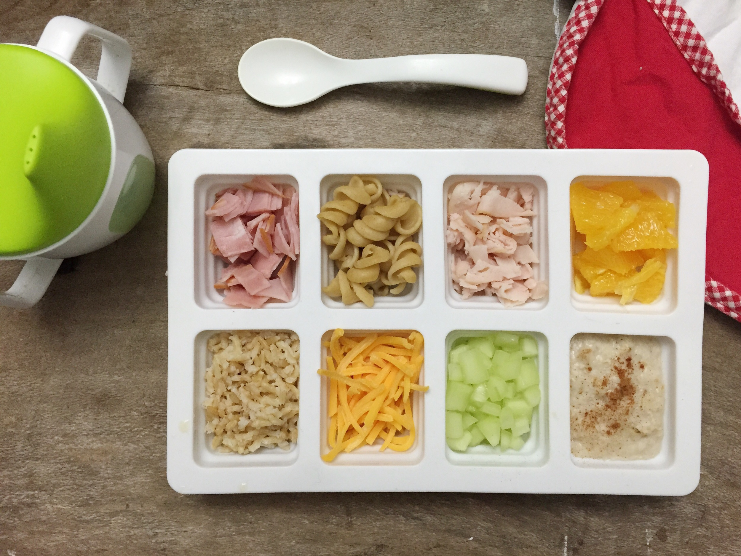 New Mom Files: Homemade Baby Food Essentials