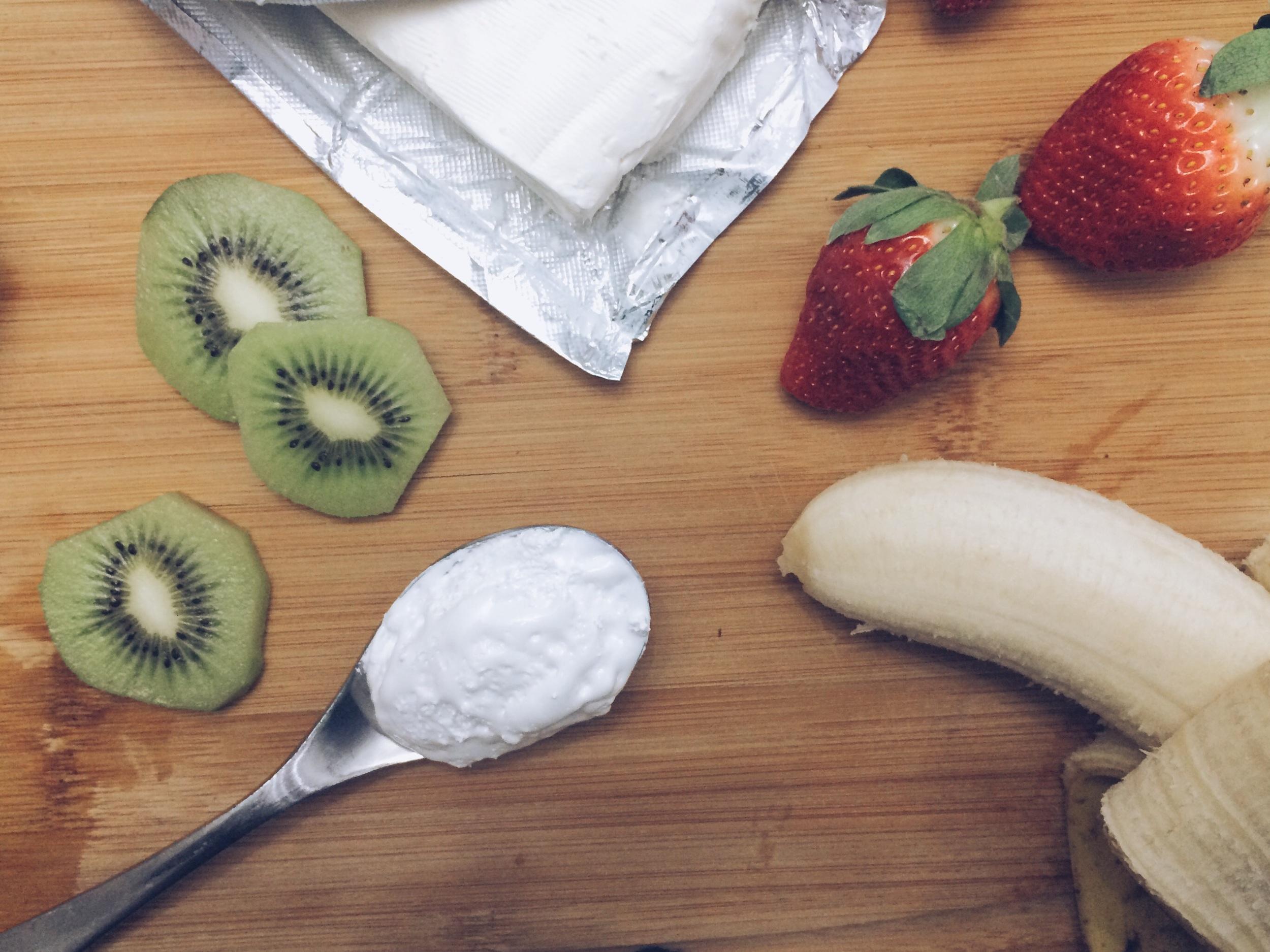 Fruit Bites. Click through for recipe.