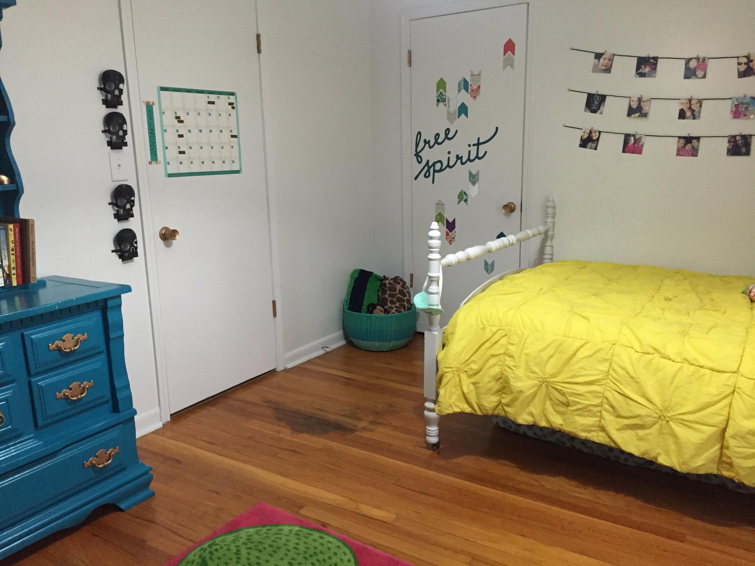 Tour: Skylar's Room (click through for tour)