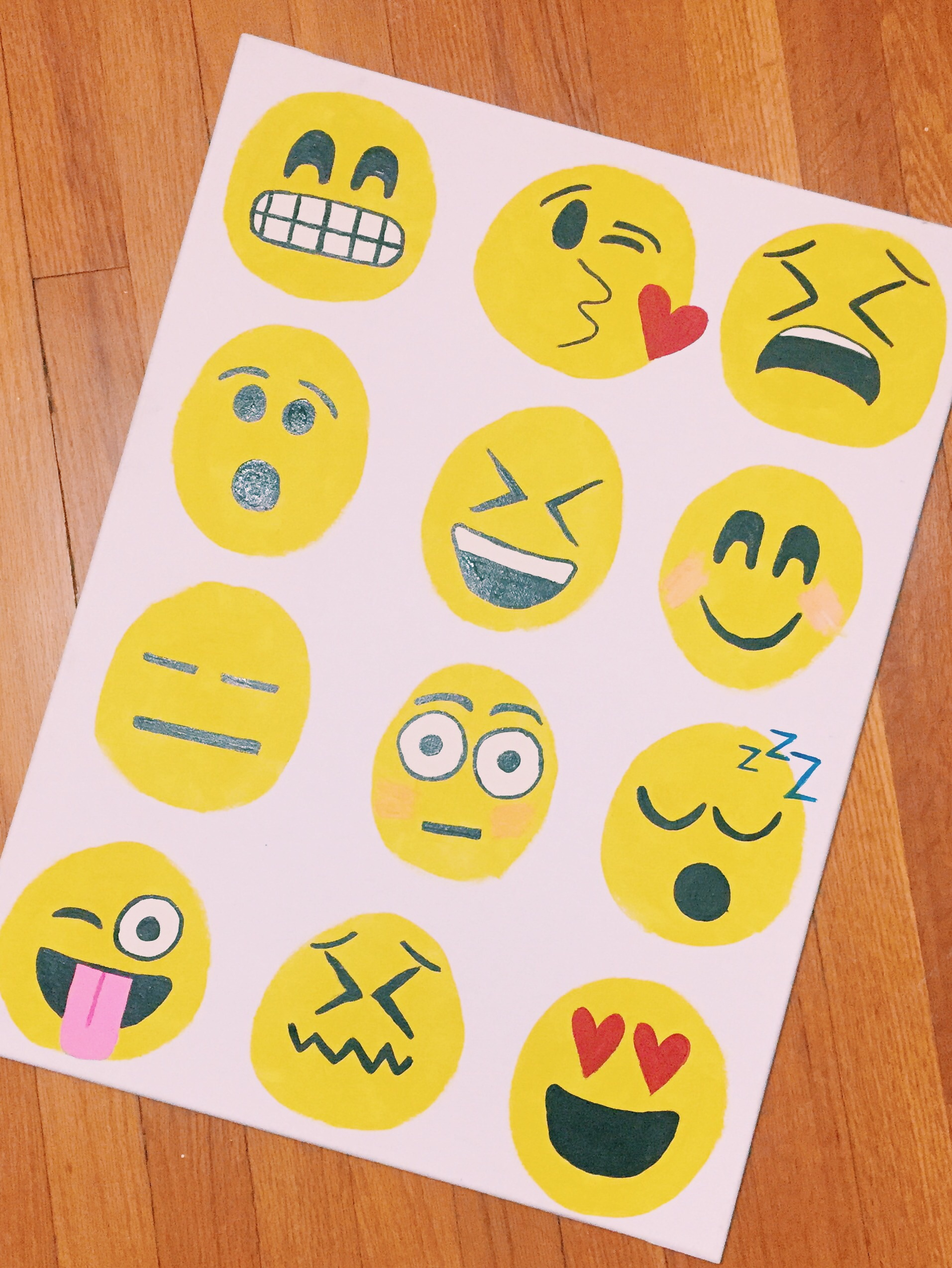 Emoji canvas. Click through for instructions.