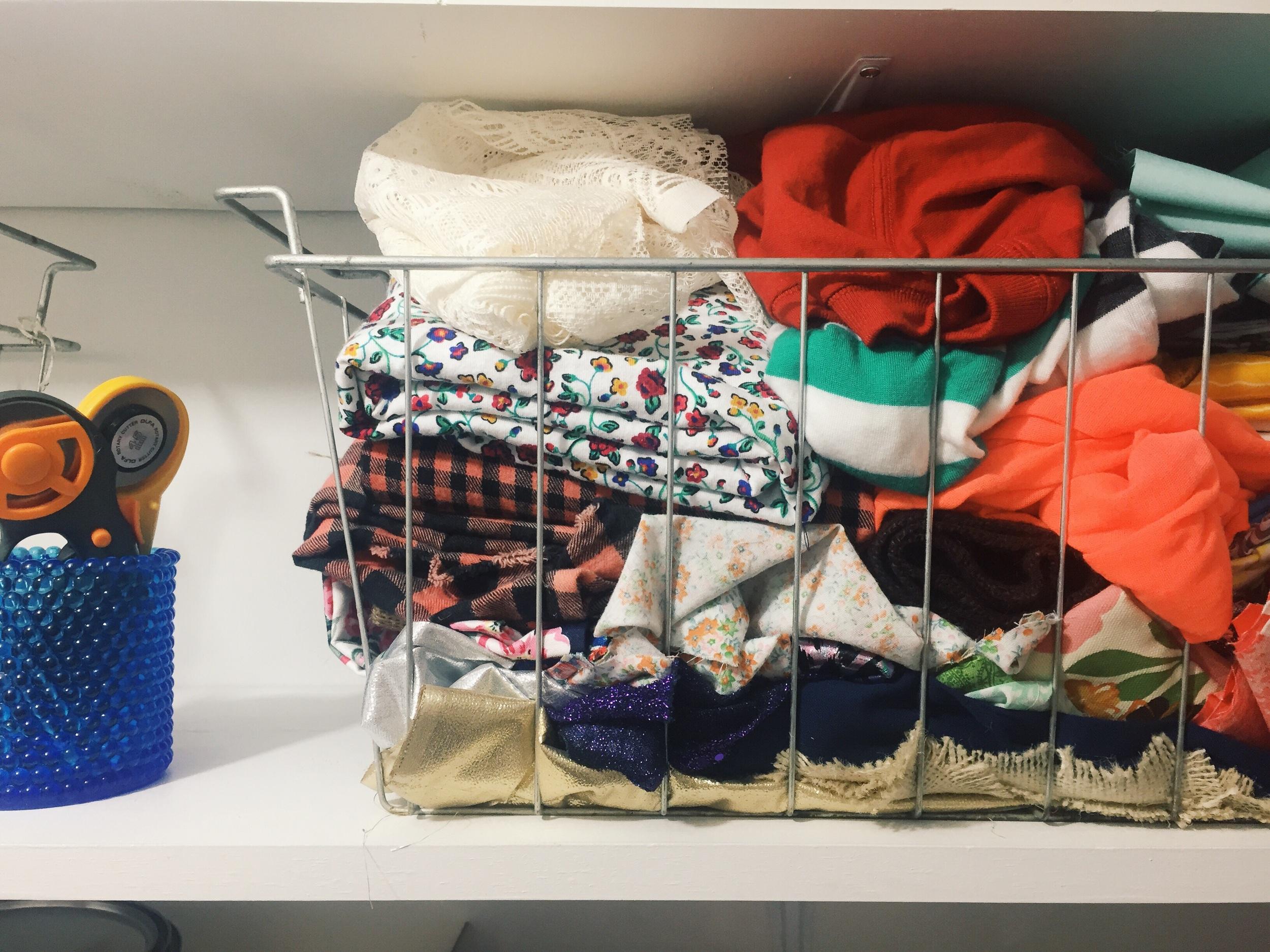 Tour: Craft Closet