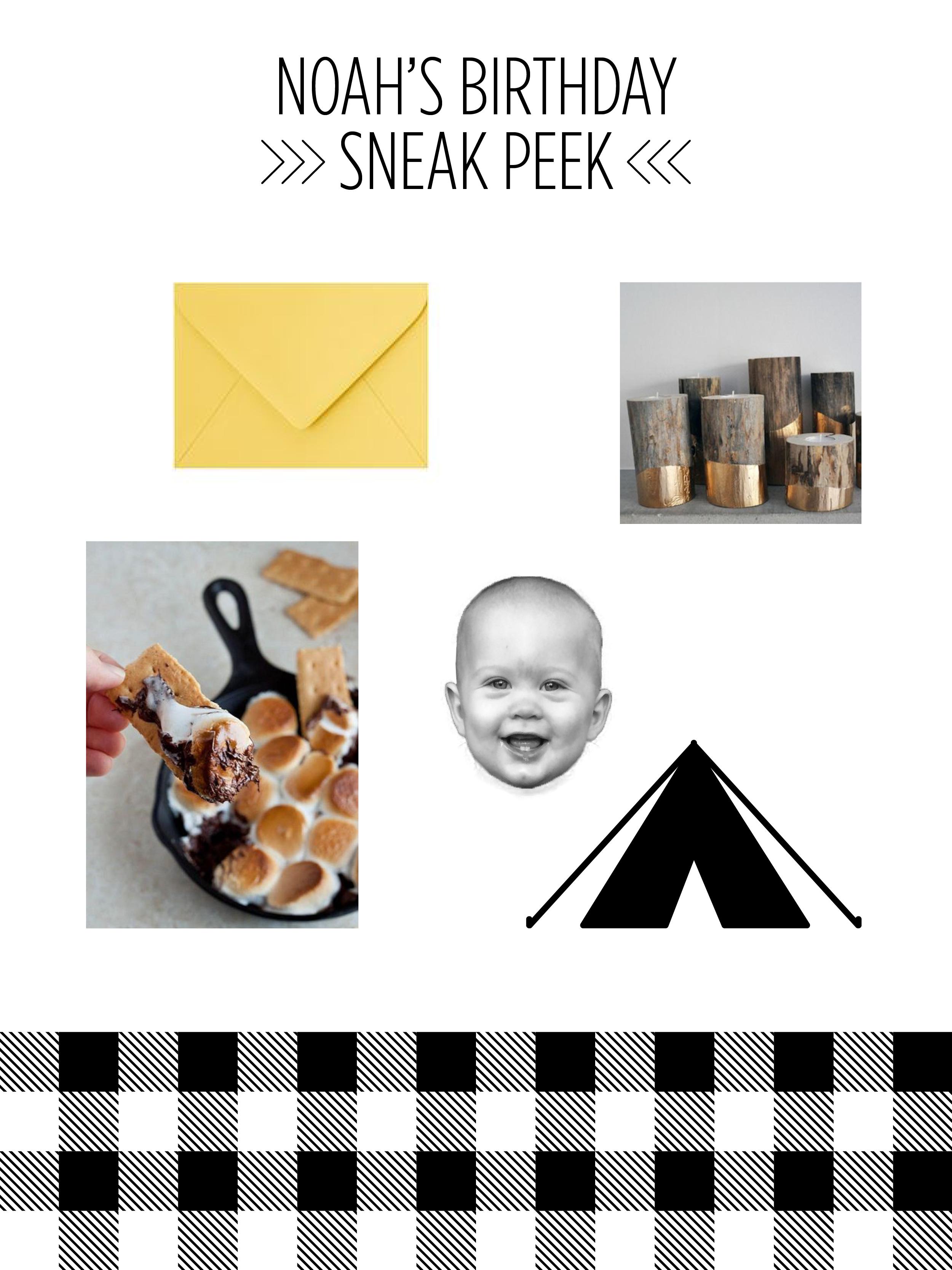 Sneak Peek: Noah's Birthday