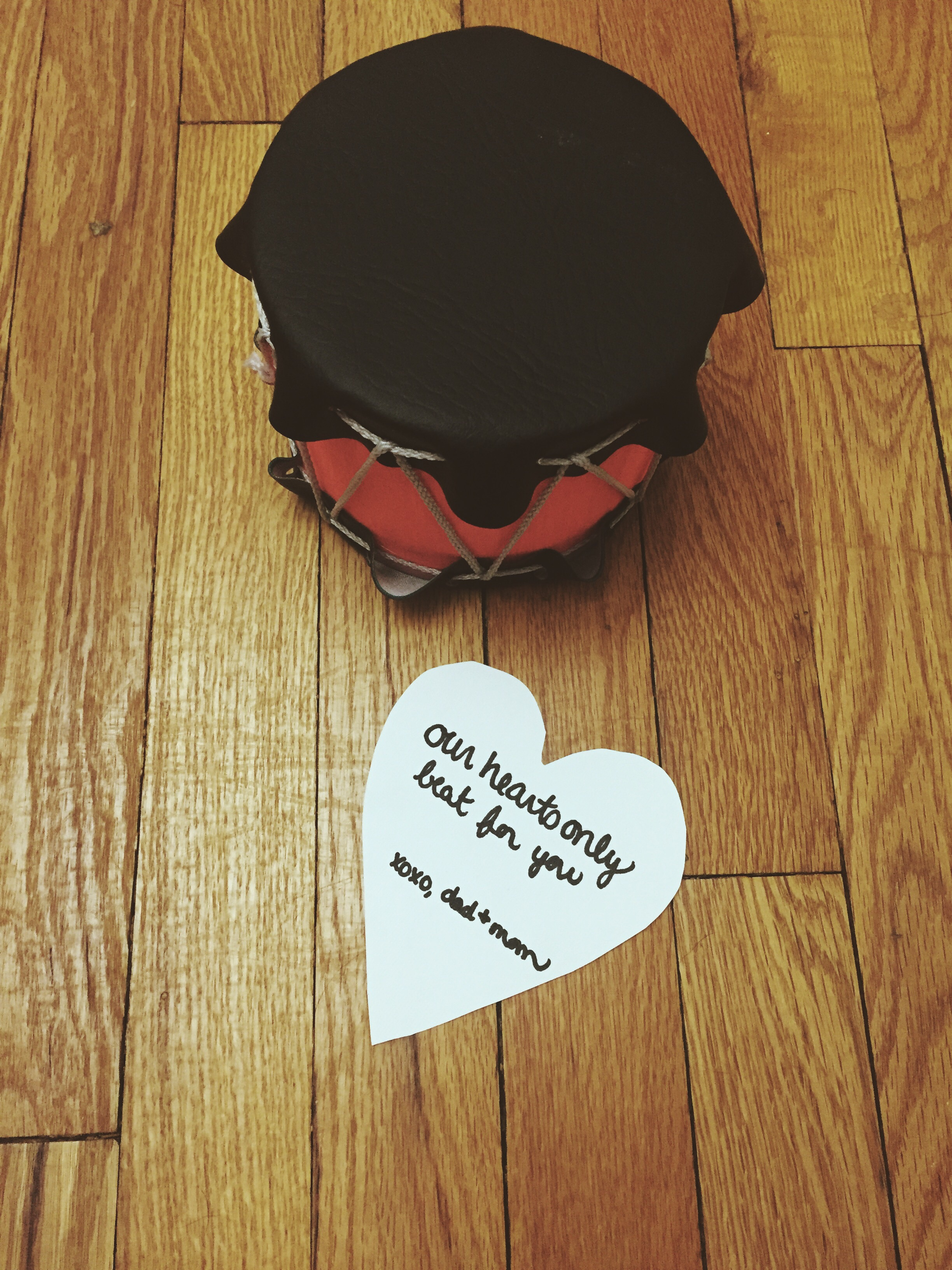 Noah's First Valentine's Day (click through to read more)