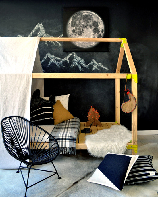 http://petitandsmall.com/how-to-build-house-bed-kids-room/