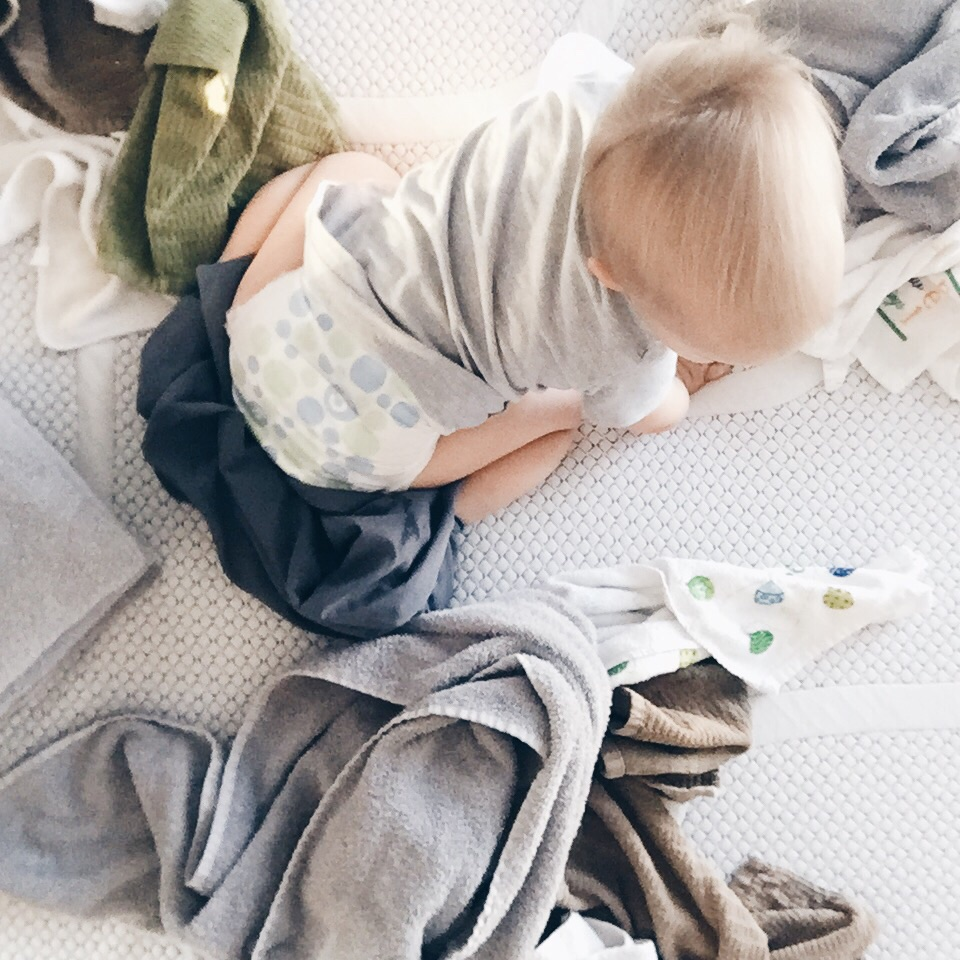 Mommy Files: Getting Over Being a Perfectionist