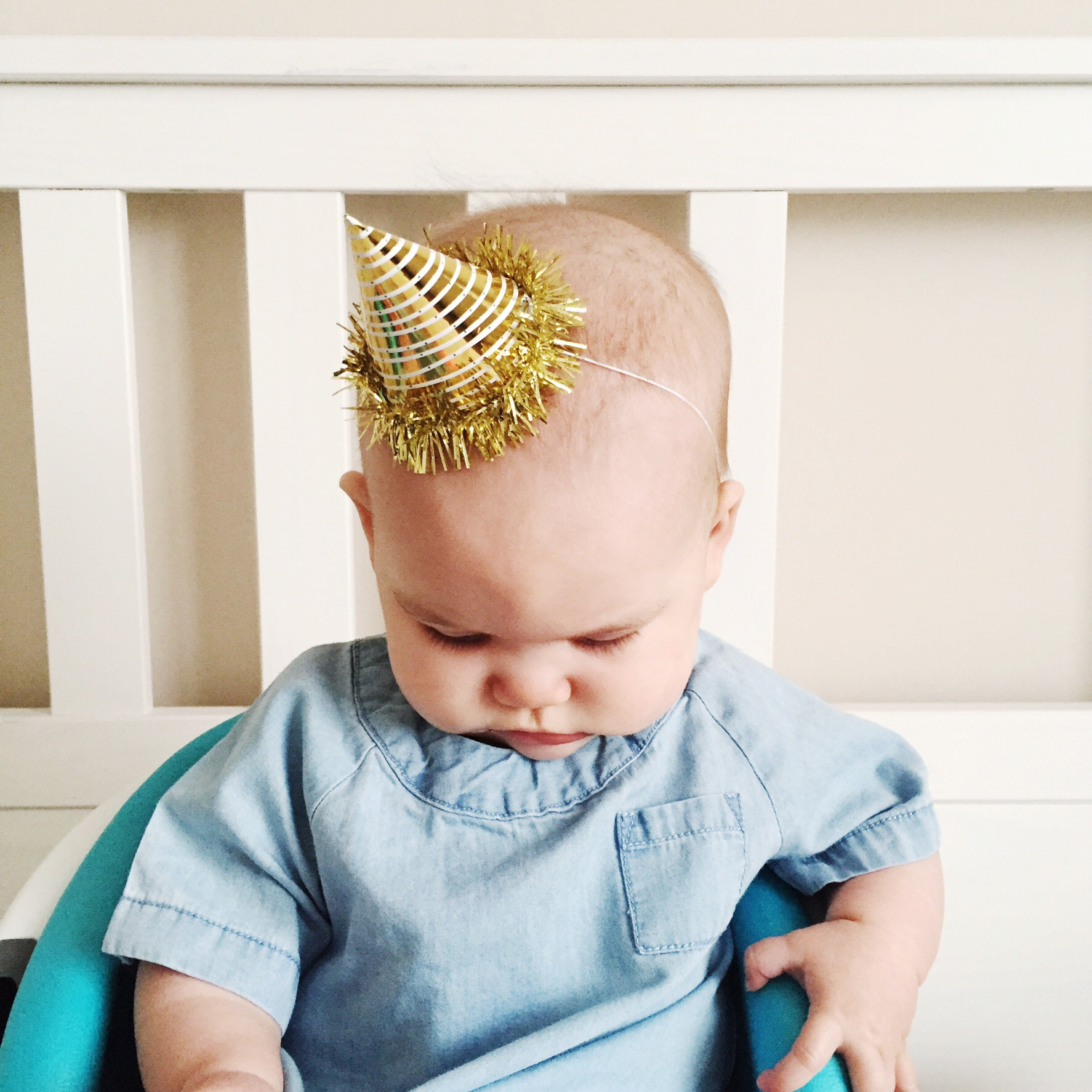 Ain't no party like a 6 months party | my only sunshine