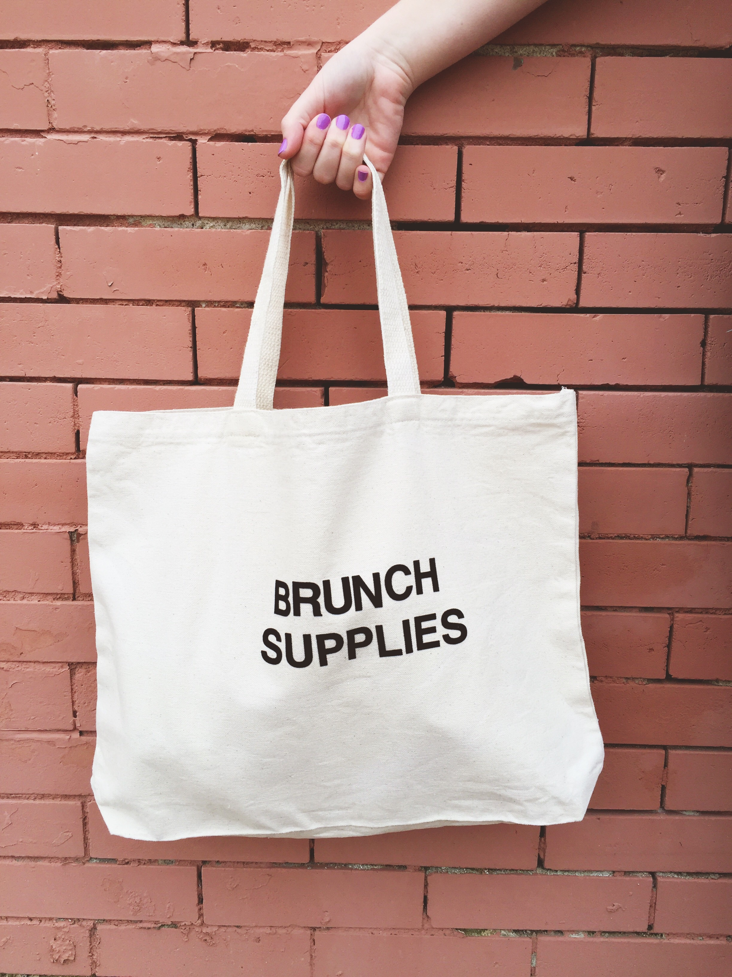DIY Reusable Shopping Bags | my only sunshine