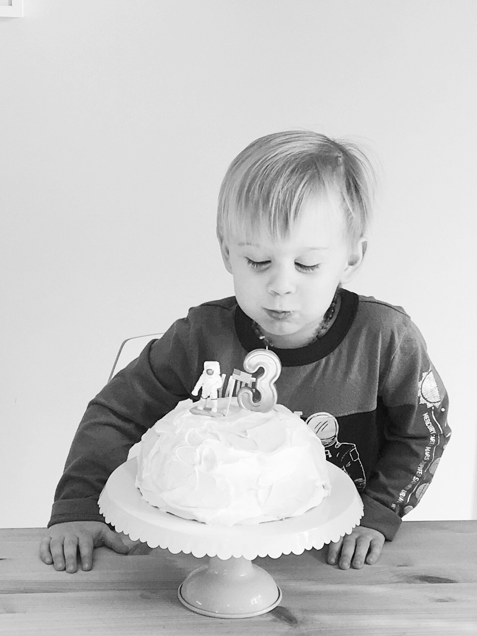 Noah's Moon Party | Third Birthday | my only sunshine blog