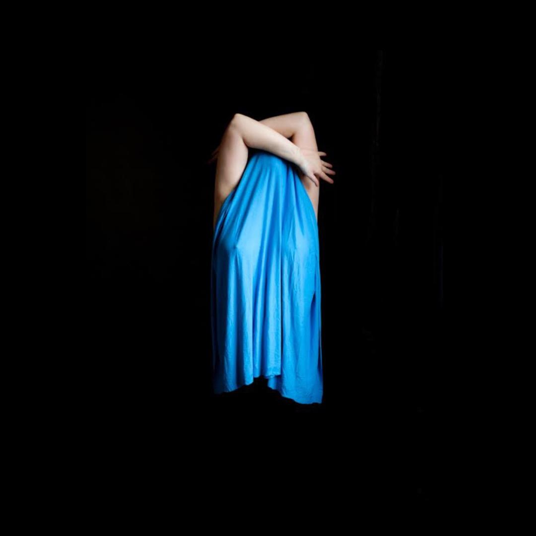 Self-portrait by Jen Hecht.