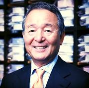 Yoshio Sadasue, CEO of Kamakura Shirts.
