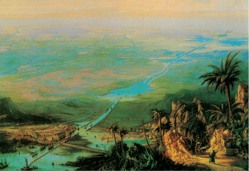 The real jewel of the Nile.