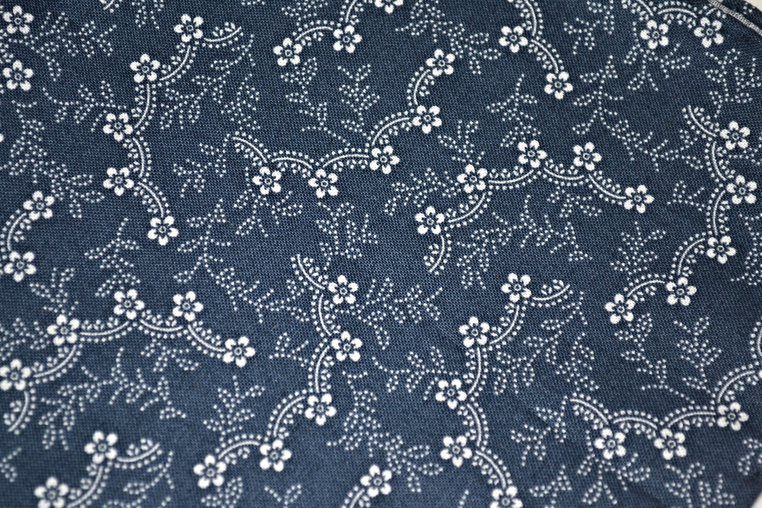 Close of Sakura fabric