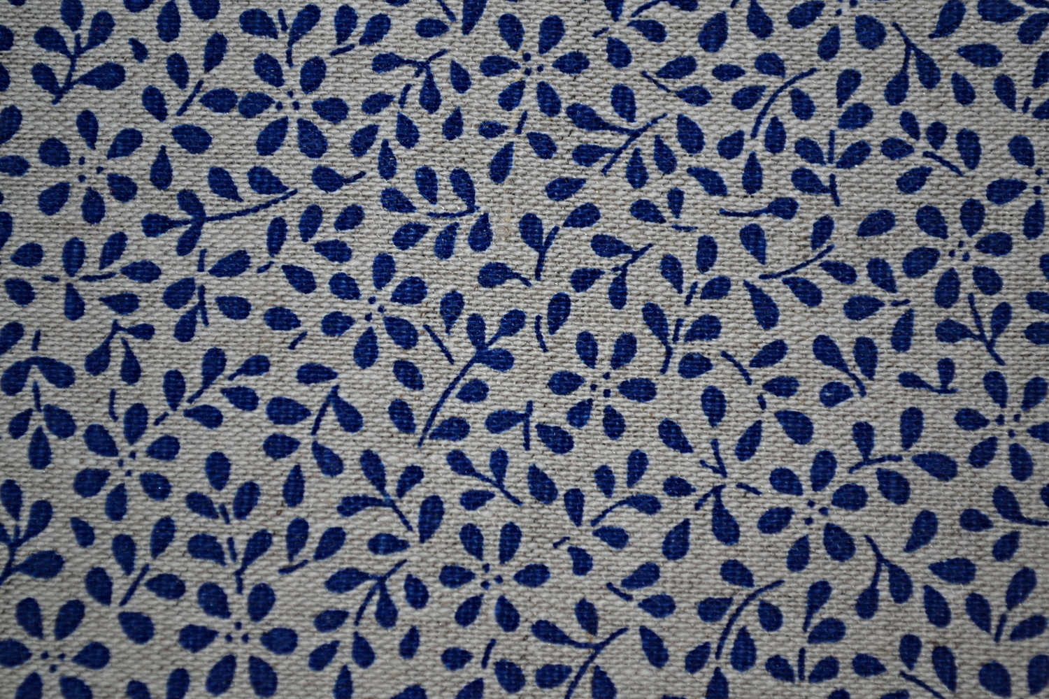 Blue Jay Way fabric