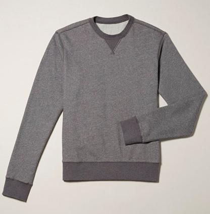 LL Bean'sSignature Cotton Fleece Crew Sweatshirt