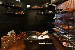 Benchmade atelier in Tokyo