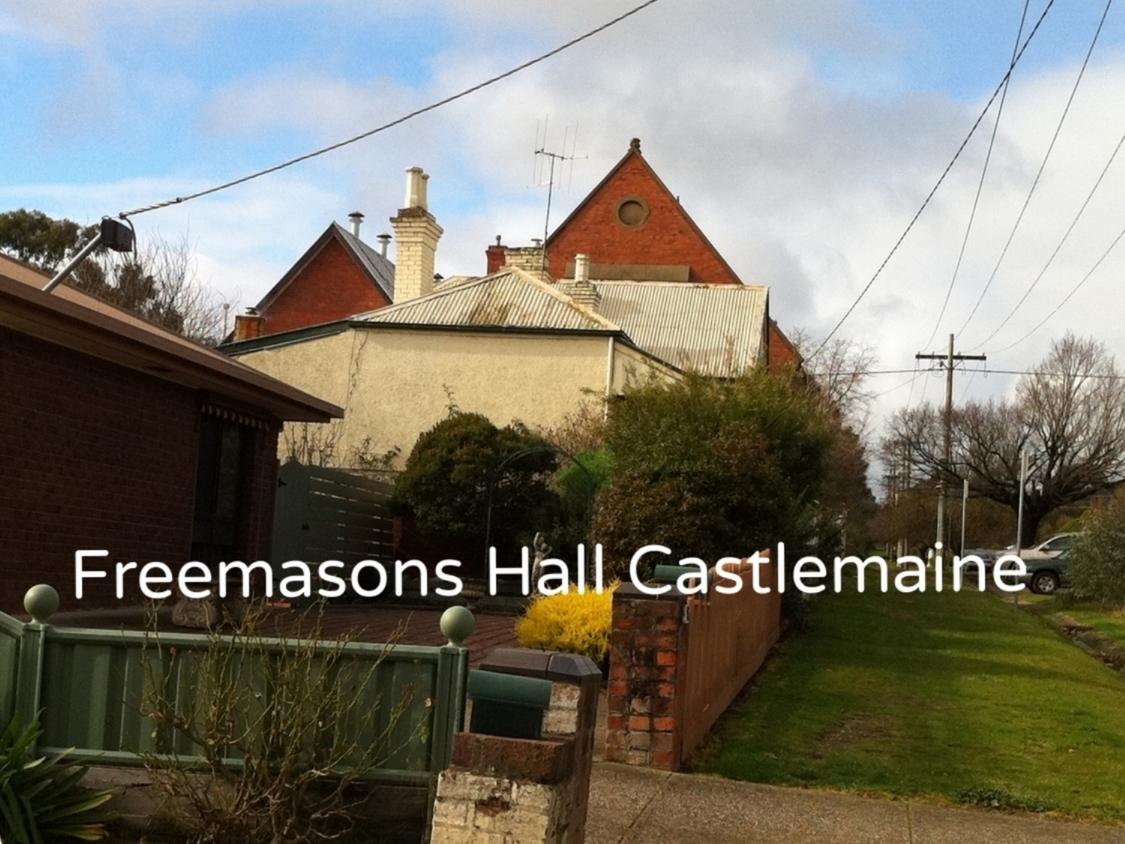 Castlemaine_heritage building_refurbishment project - in progress.