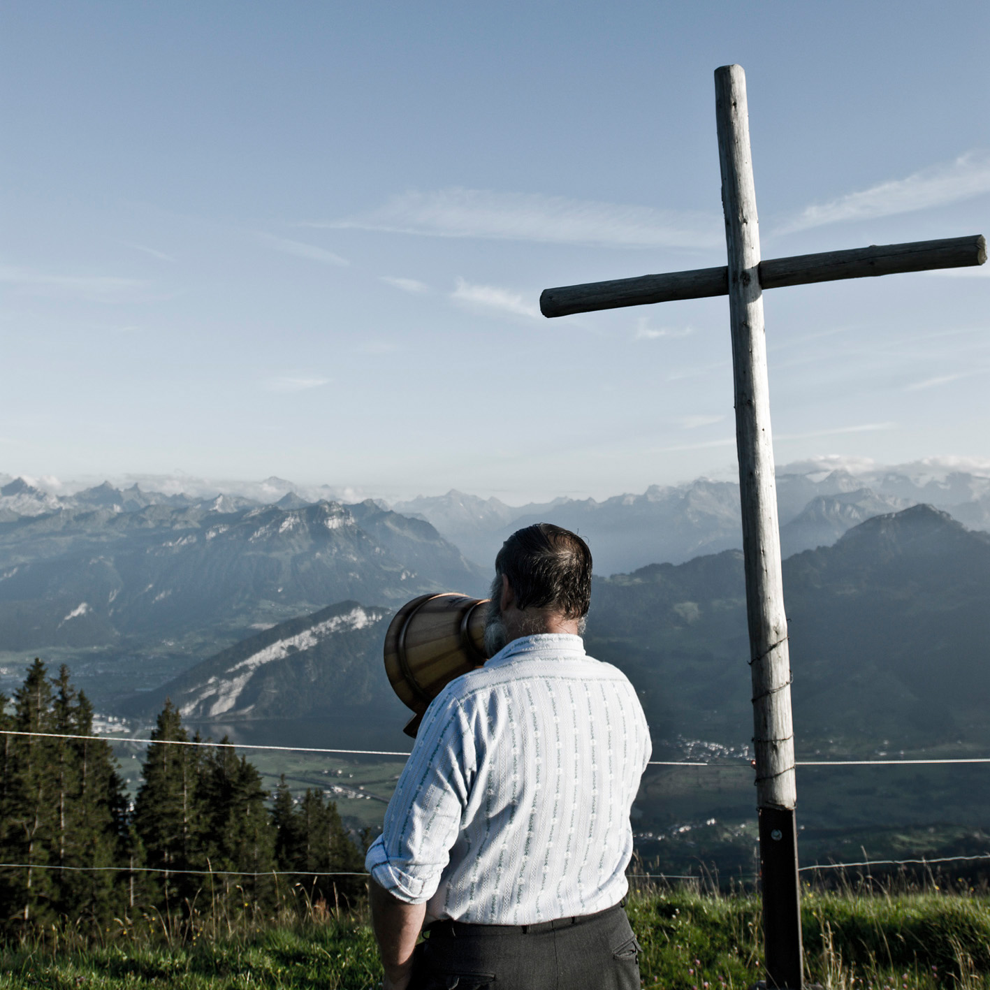 Betruf auf Wildspitz Schwyz