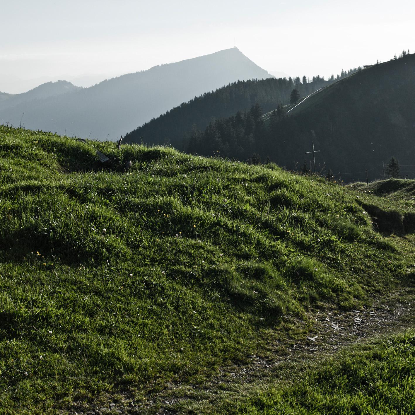 Kreuz auf Wildspitz Schwyz