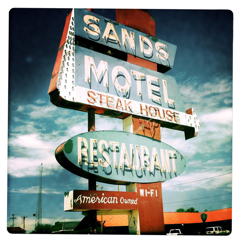 Sands Motel in Van Horn TX Texas